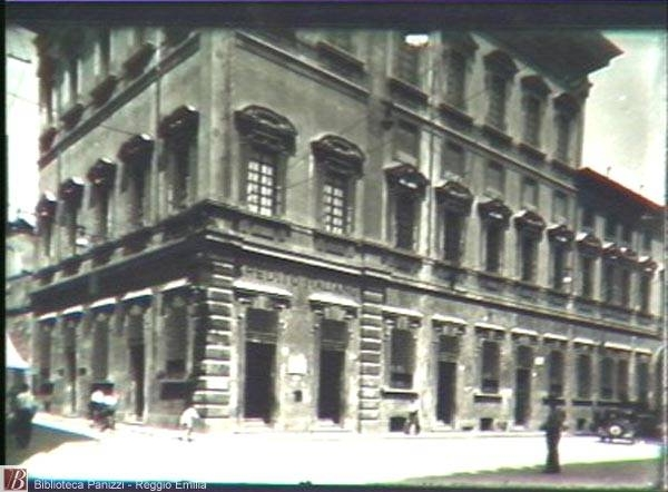 Storia Palazzo Busetti anno 1950