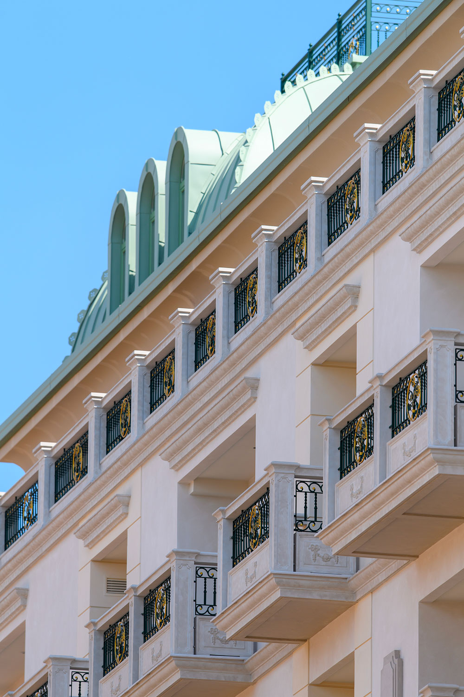 Palazzo Busetti balconi