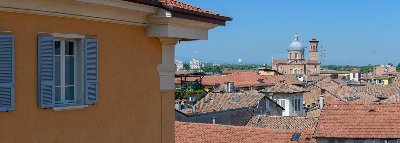Palazzo Busetti vista attici