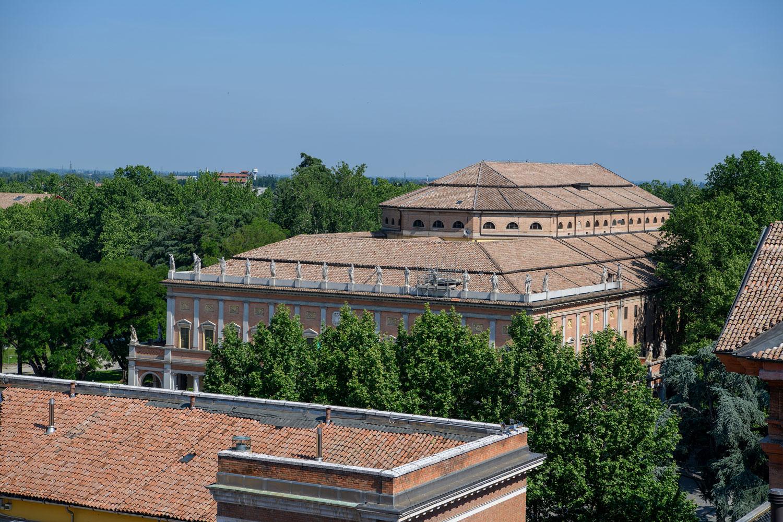 Palazzo Busetti vista attico
