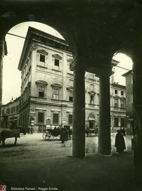 Storia Palazzo Busetti anno 1906