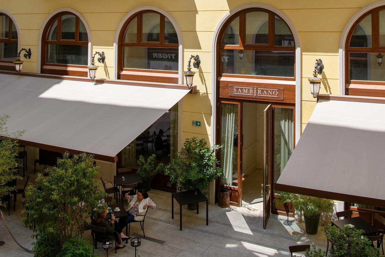 Palazzo Busetti uffici